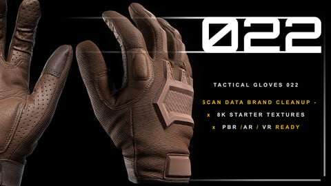 Tactical Gloves 022