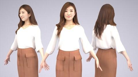 Animated 3D-people 052_Mao