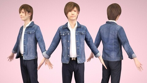Animated 3D-people 088_Ren