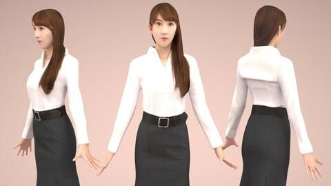Animated 3D-people 008_Rika