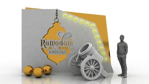 Ramadan Kareem Decoration