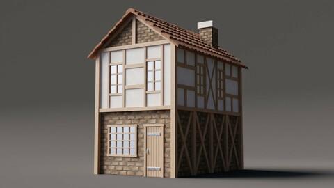 Medieval House 01