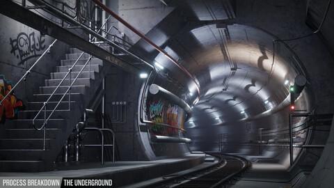 Process Breakdown | The Underground