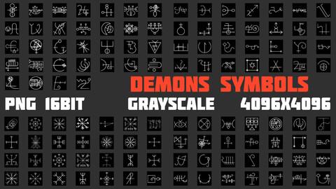 Demons Symbols