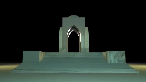 Bahdur Shah Monument (OLD DHAKA)