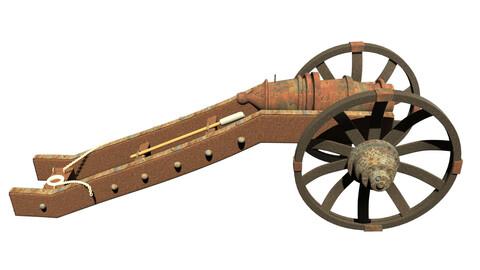 Tuscan howitzer