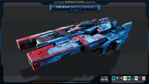 NEXTGEN - Grisha Battleship