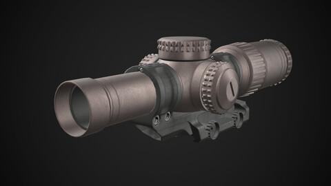 Vortex Razor HD Gen III Scope (Game Ready)