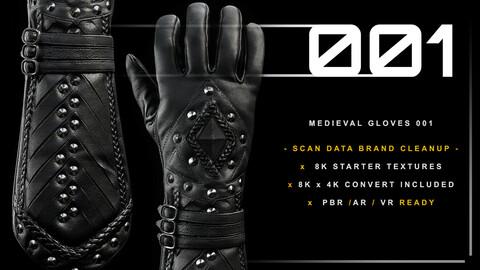 Medieval Gloves 001