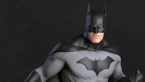 Batman STL