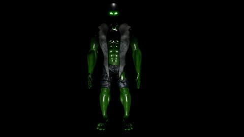 Adlergun (Game Ready Character)