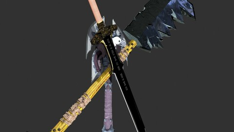 Carnage Blades