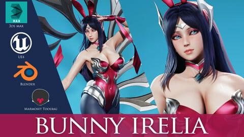 Bunny Irelia - Game Ready