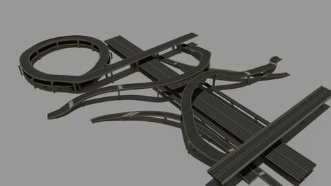 Bridge Asset Pack 1