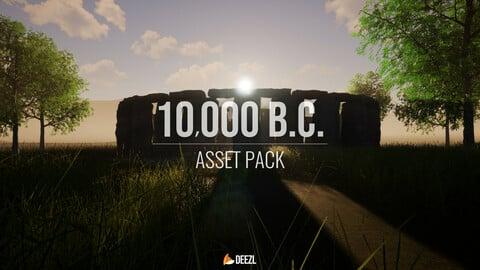 10,000 B.C - Deezl Asset Pack