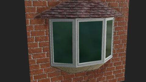 Modern Mimari Duvar Pencere Tasarım, Modelleme   Modern Architecture Wall Window Design and Modeling