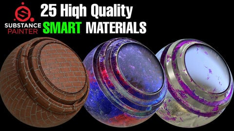🌟25 High Quality Smart Material🌟