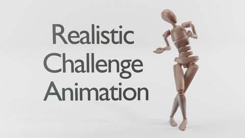 Realistic Animation  Wale - Lotus Flower Bomb