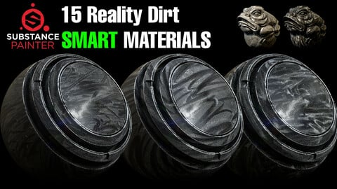 15 High Quality Dirt Smart Material ✅