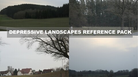 Depressive Landscapes Reference Pack