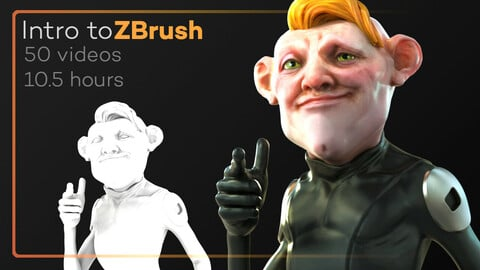Intro to ZBrush - New and Updated!