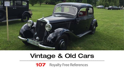 Vintage & Old Cars
