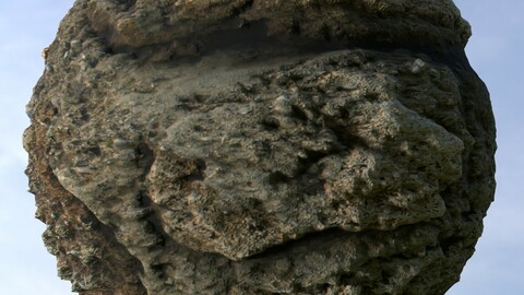 Stone Wall 3 PBR Material