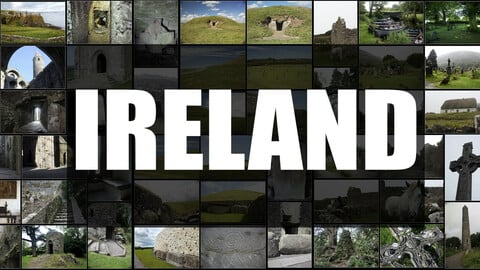 x290 Ireland  Landscape - Reference Pack