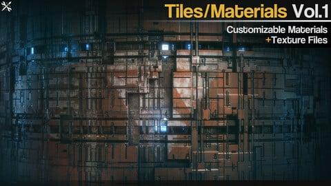 Tiles/Materials Vol.1
