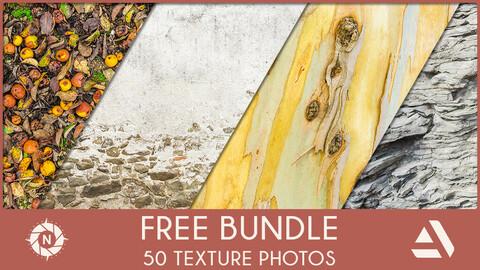 Bundle: Free Textures
