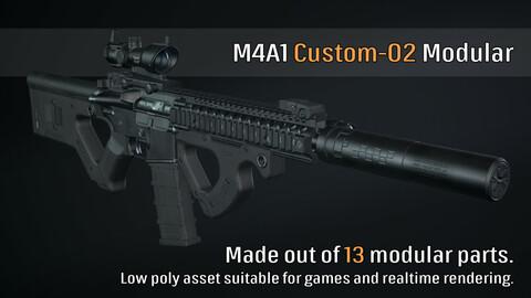 M4A1 Custom-02 Modular