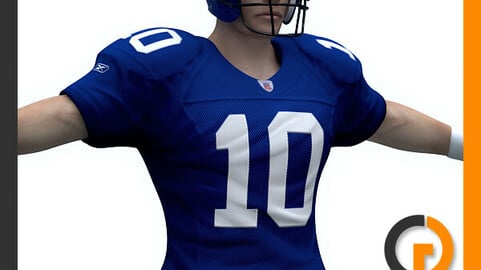 NFL Player New York Giants