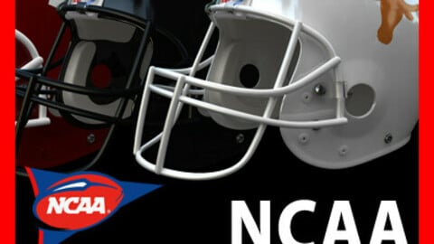NCAA Helmets Pack
