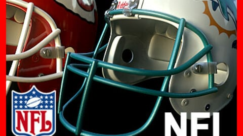 NFL Helmets Pack