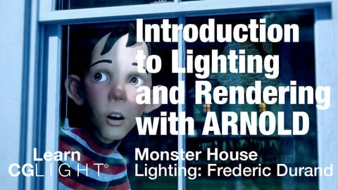 Armold introduction to lighting and rendering