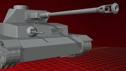 Pz. IV H Tank