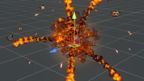 Explosion_Space (Pixel FX)