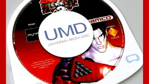 UMD Universal Media Disc