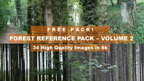 Forest Reference Pack Vol. 2