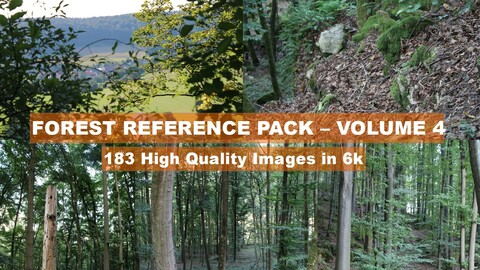 Forest Reference Pack Vol. 4