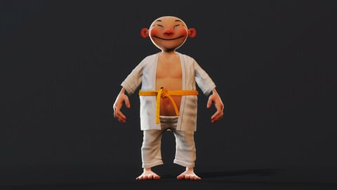 The Karate Kid (Character)