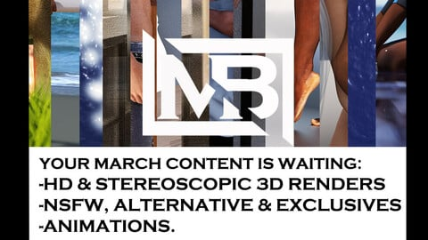Project EB&M - Content for March 2021 from Patreon