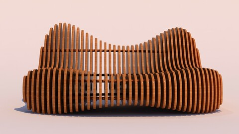 Parametric Bench - 02