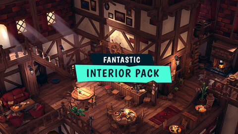 FANTASTIC - Interior Pack
