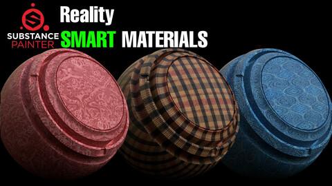 Reality Smart Materials 50 Pcs  ( 24 Variation ) 🌟