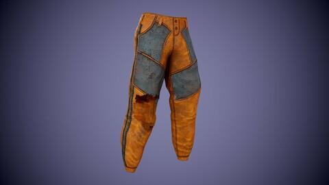 Post apocalyptic Pants