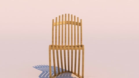 Parametric Chair 02