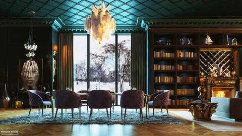 Luxury Concept Interior
