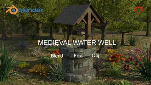 Medieval Water Well