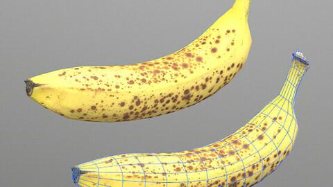 Game-Ready Banana